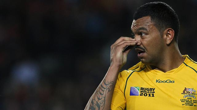 Beale charged with assault - Rugby