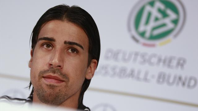 Khedira calls for calm after loss