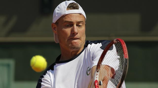 Hewitt sunk in Cincinnati