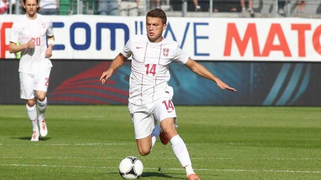 Serbia drop Ljajic for national anthem snub