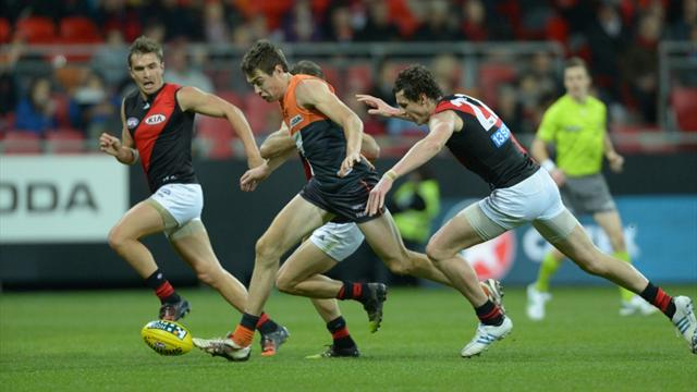Cameron beats charge - Australian Football