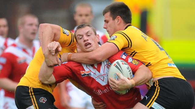 Arundel to join Hull - Rugby League