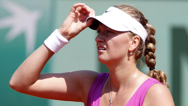 Women: Kvitova in cruise control