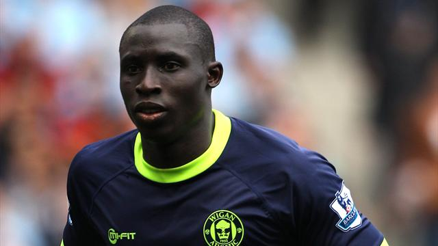 West Ham sign Diame - Football - Premier League