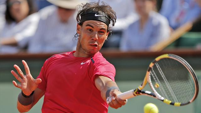 Men: Nadal starts with easy win