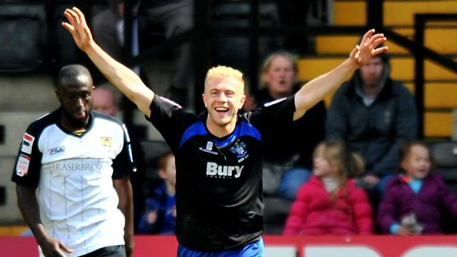 Grella departs Bury - Football - League One