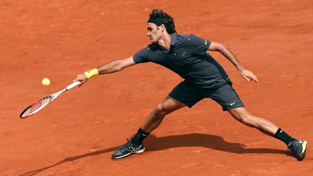 Men: Record win for Fed - Tennis - French Open