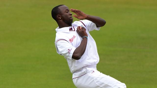 Roach and Gayle lead Windies to Test victory