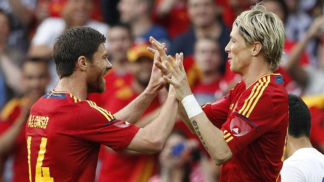 Spain beat South Korea - Football - Euro 2012
