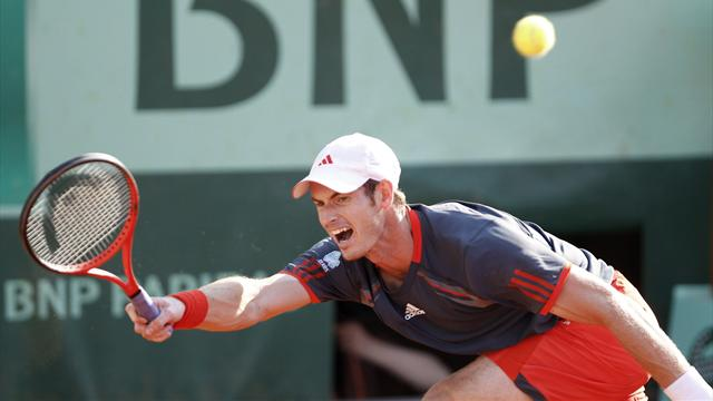 Murray wins despite injury - Tennis - French Open