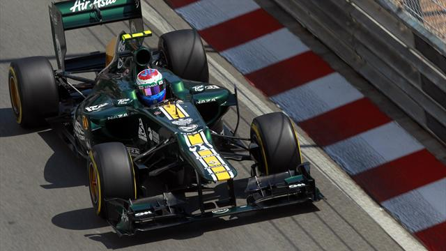 Caterham start at new HQ - Formula 1