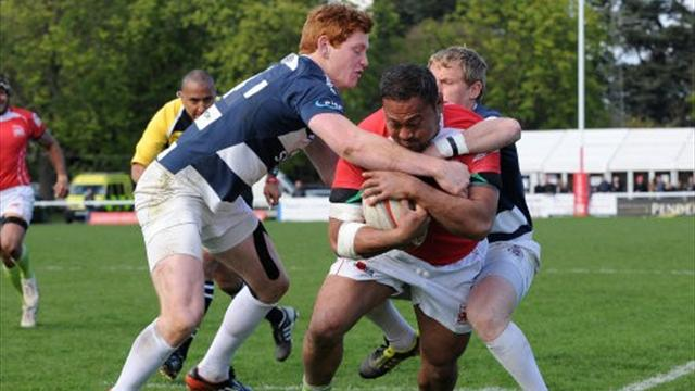 London Welsh launch appeal for promotion