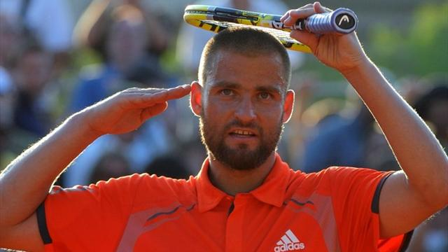 Video: Youzhny in a sorry state