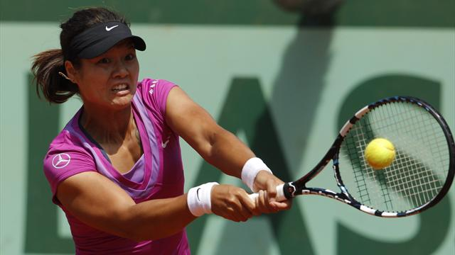 Li Na knocked out  - Tennis - French Open