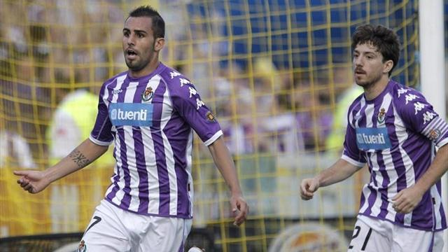 Valladolid promoted  - Football - Liga