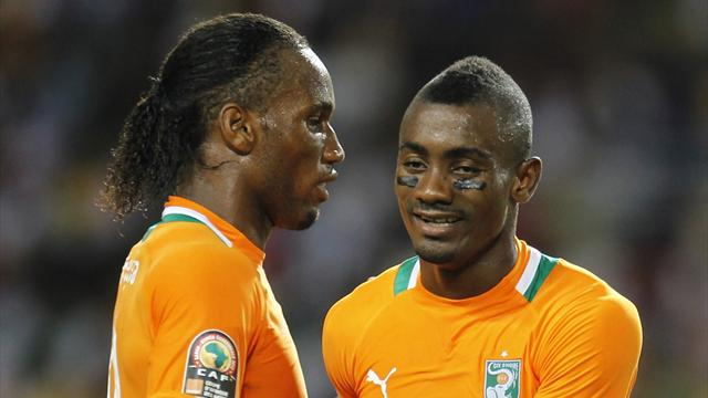 Top duo to meet  - Football - African Cup of Nations