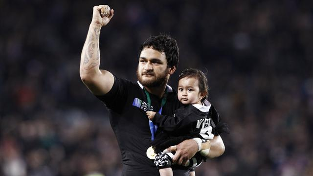 All Black Weepu back to tackle Force