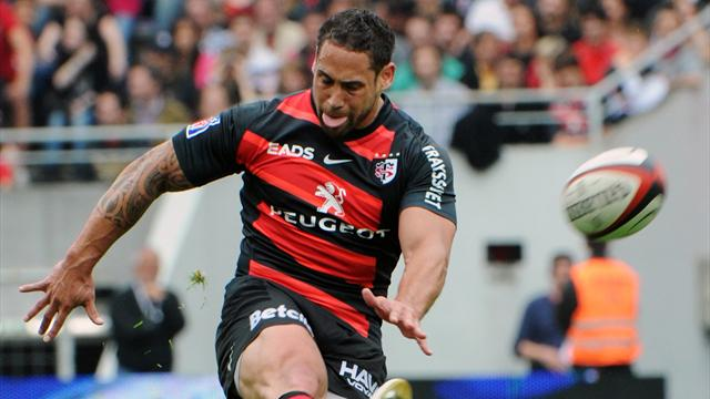 McAlister kicks Toulouse into final