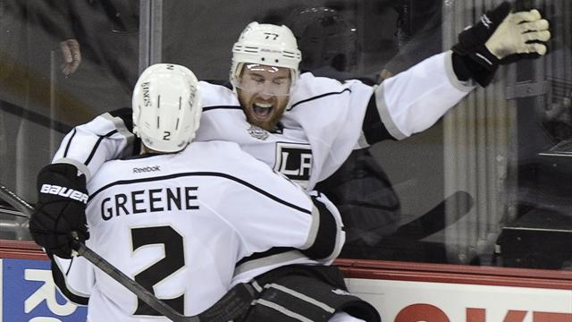 Kings snatch OT win - Ice Hockey - NHL