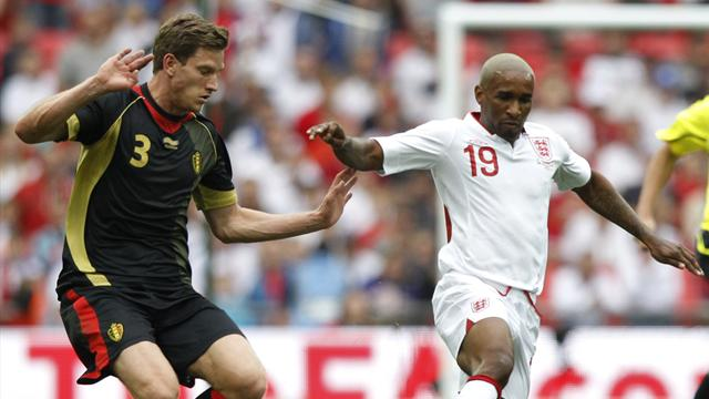 Defoe available for France - Football - Euro 2012