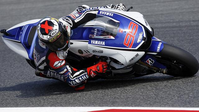 Lorenzo up for Assen - Motorcycling