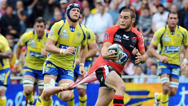 Toulon stun Clermont - Rugby - Top 14