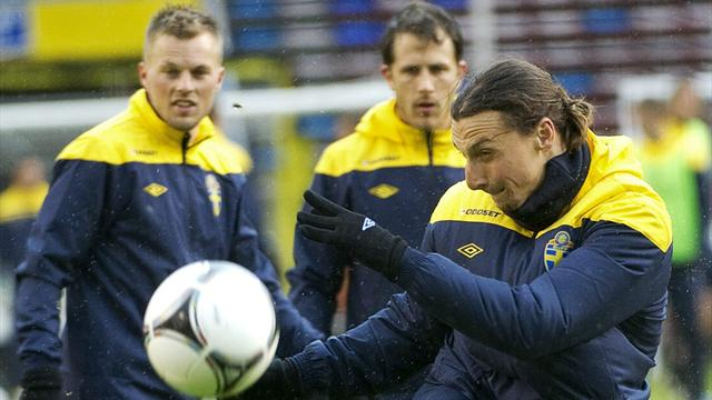 Squad profiles: Sweden - Football - Euro 2012