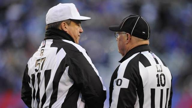 NFL to hire new referees