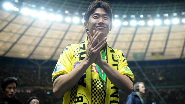United to sign Kagawa - Football - Bundesliga