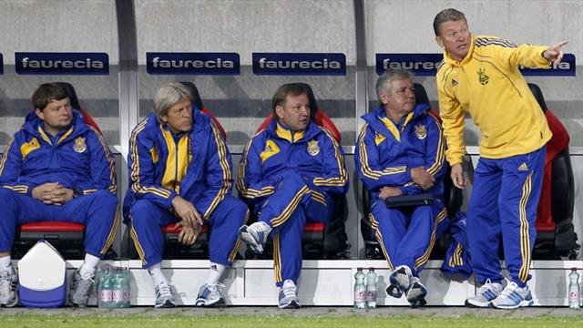 Ukraine squad recovers - Football - Euro 2012