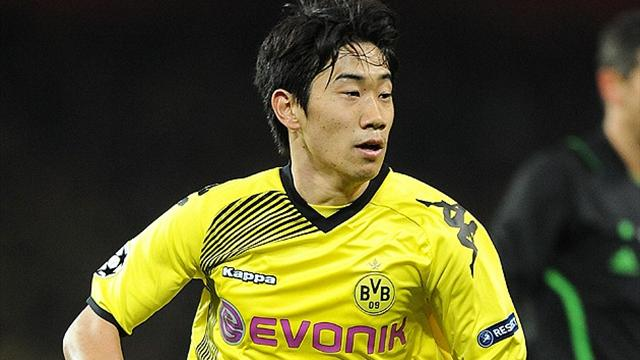 United complete Kagawa - Football - Premier League