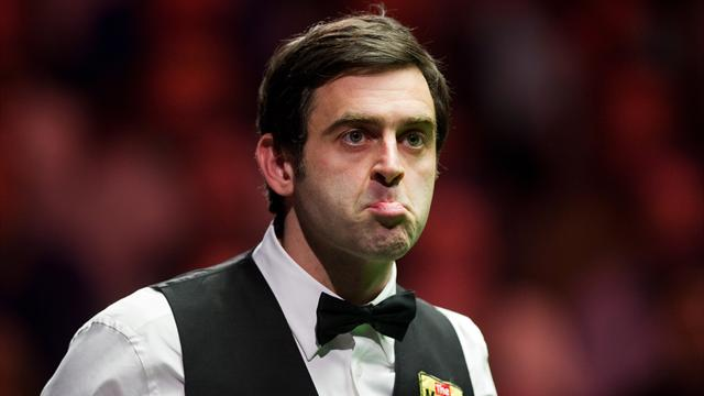 O'Sullivan quits tour - Snooker