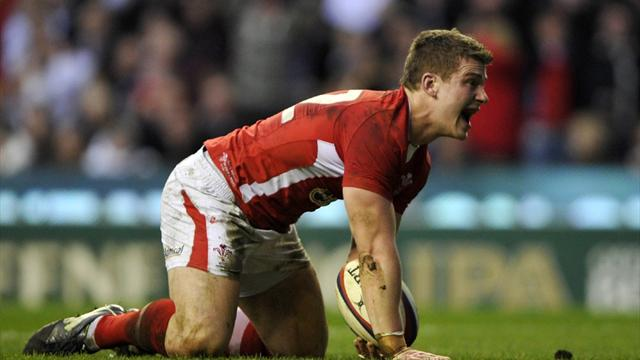 Wales make four changes  - Rugby