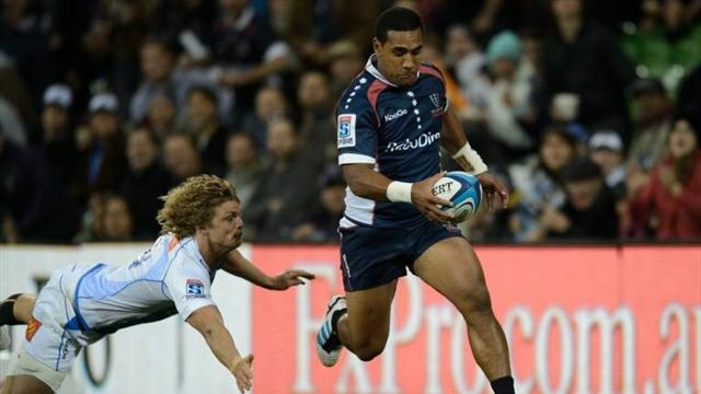 Vuna cleared for Test - Rugby