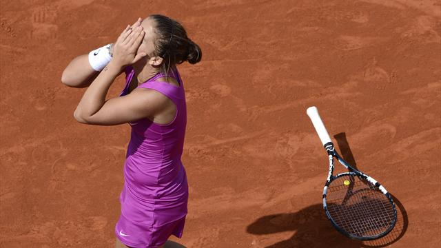 Errani upsets Stosur - Tennis - French Open