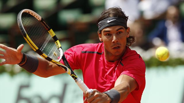 Nadal crushes Ferrer - Tennis - French Open men