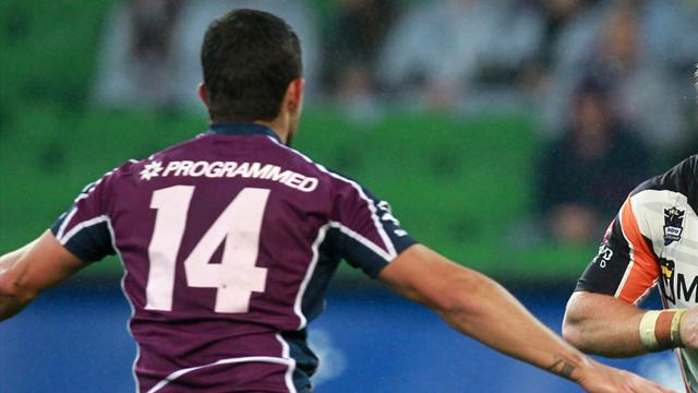 Kelly strikes on Eels bow - Rugby League