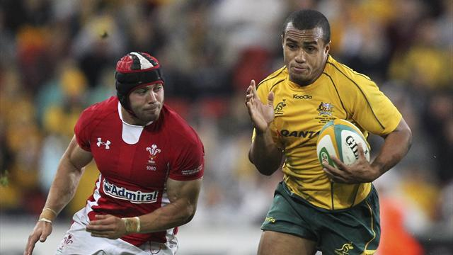 Super Genia leads Australia past Wales