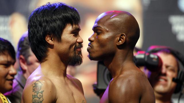 Bradley upsets Pacquiao in controversial decision