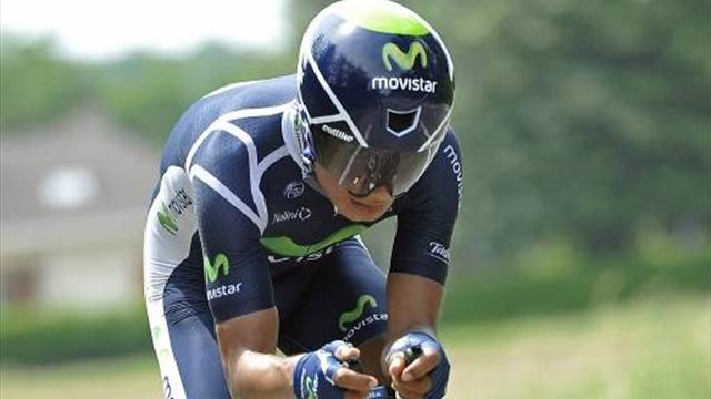 Quintana wins in Dauphine - Cycling