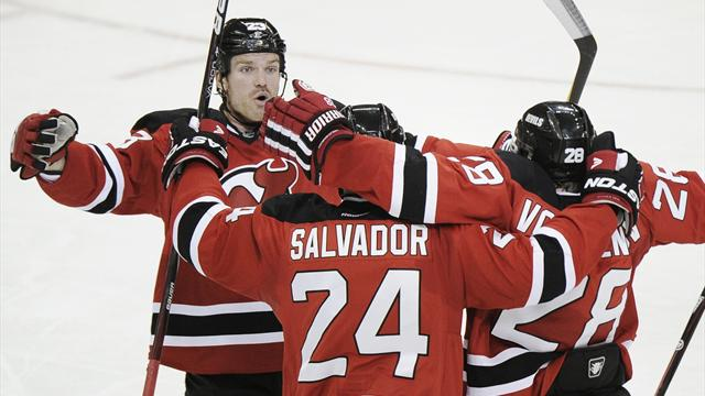 Devils extend finals - Ice Hockey - NHL