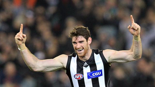 Magpies crush Demons - Australian Football