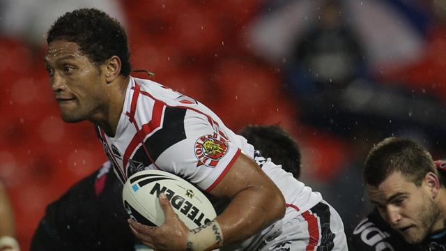 Vatuvei back for Warriors  - Rugby League