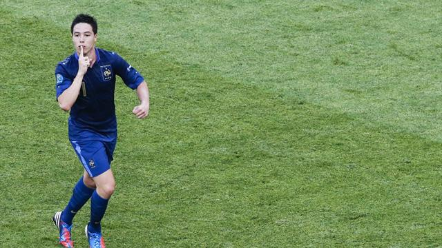 France ban Nasri for three matches