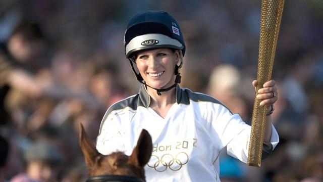 Phillips makes Olympics - Olympic Games - London 2012