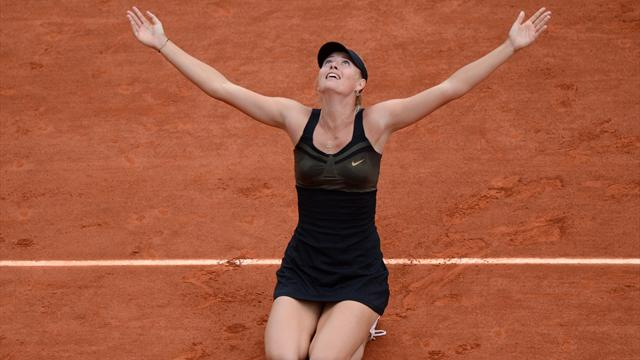 Sharapova faces Rodionova - Tennis - Wimbledon