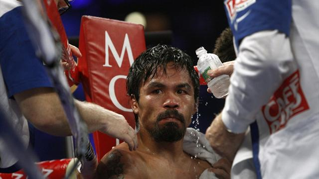 Pacquiao's next fight date - Boxing