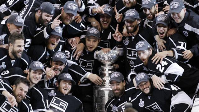 Kings win Stanley Cup - Ice Hockey - NHL