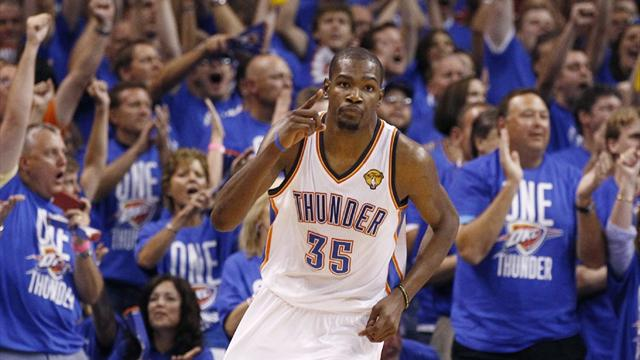 Thunder beat Miami in Finals opener