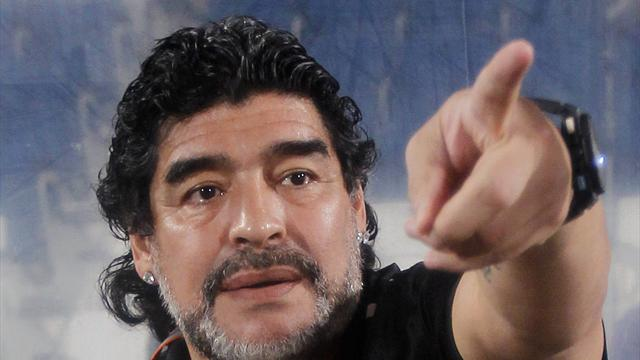 Maradona sacked - Football - World Football